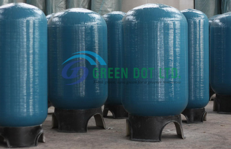 FRP Tank Fiber Glass