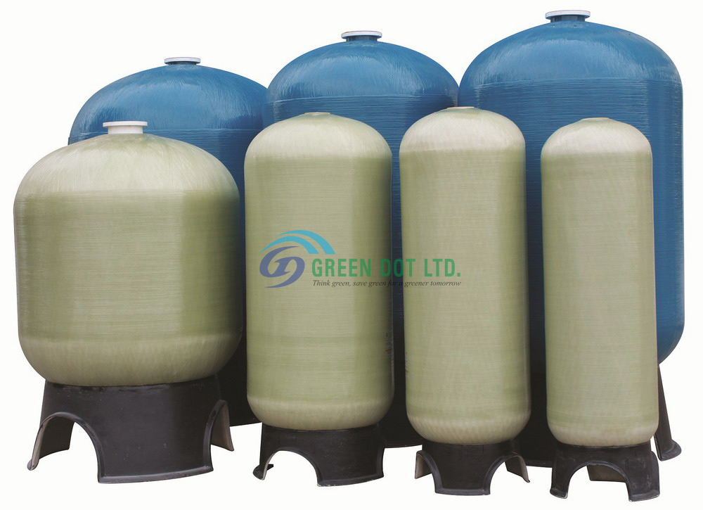 Frp Vessel Water Purifiers Amp Water Treatment Plant