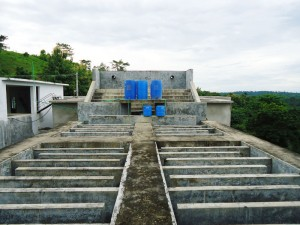SURFACE WATER TREATMENT PLANT AT LAMA, BANDARBAN
