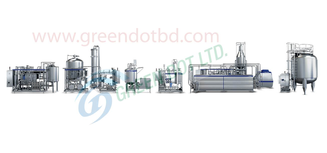 Juice Filling Machine, Juice Making Machine